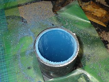 排水管更生工事